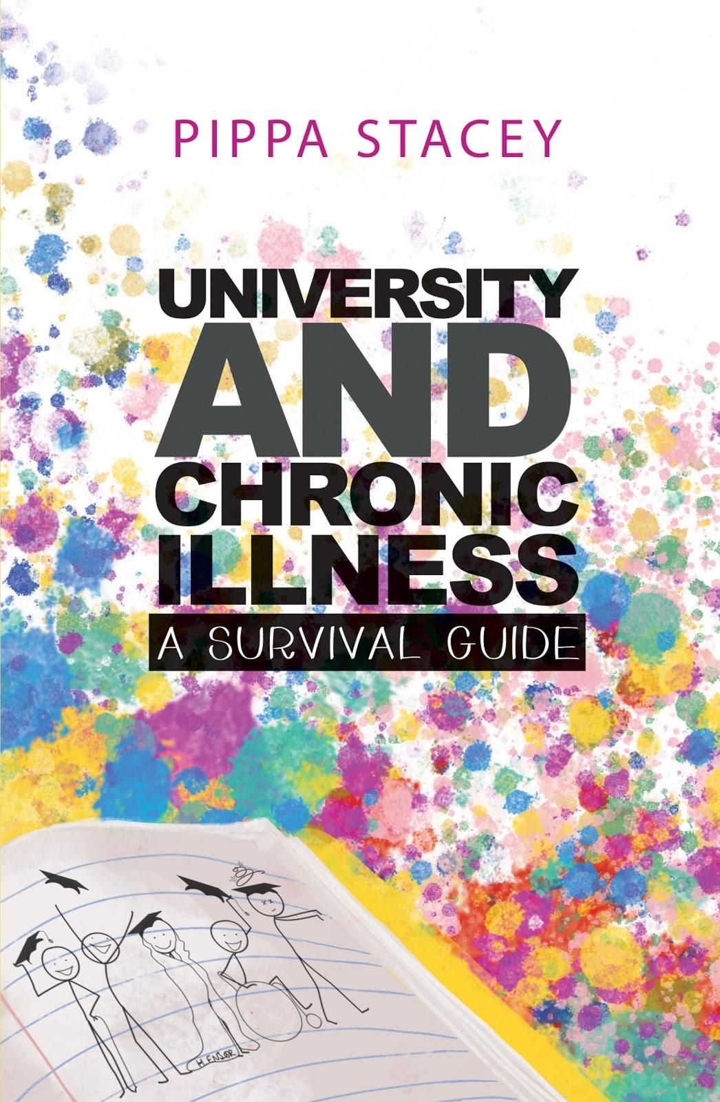 Cover of the book titled University and Chronic Illness: A Survival Guide