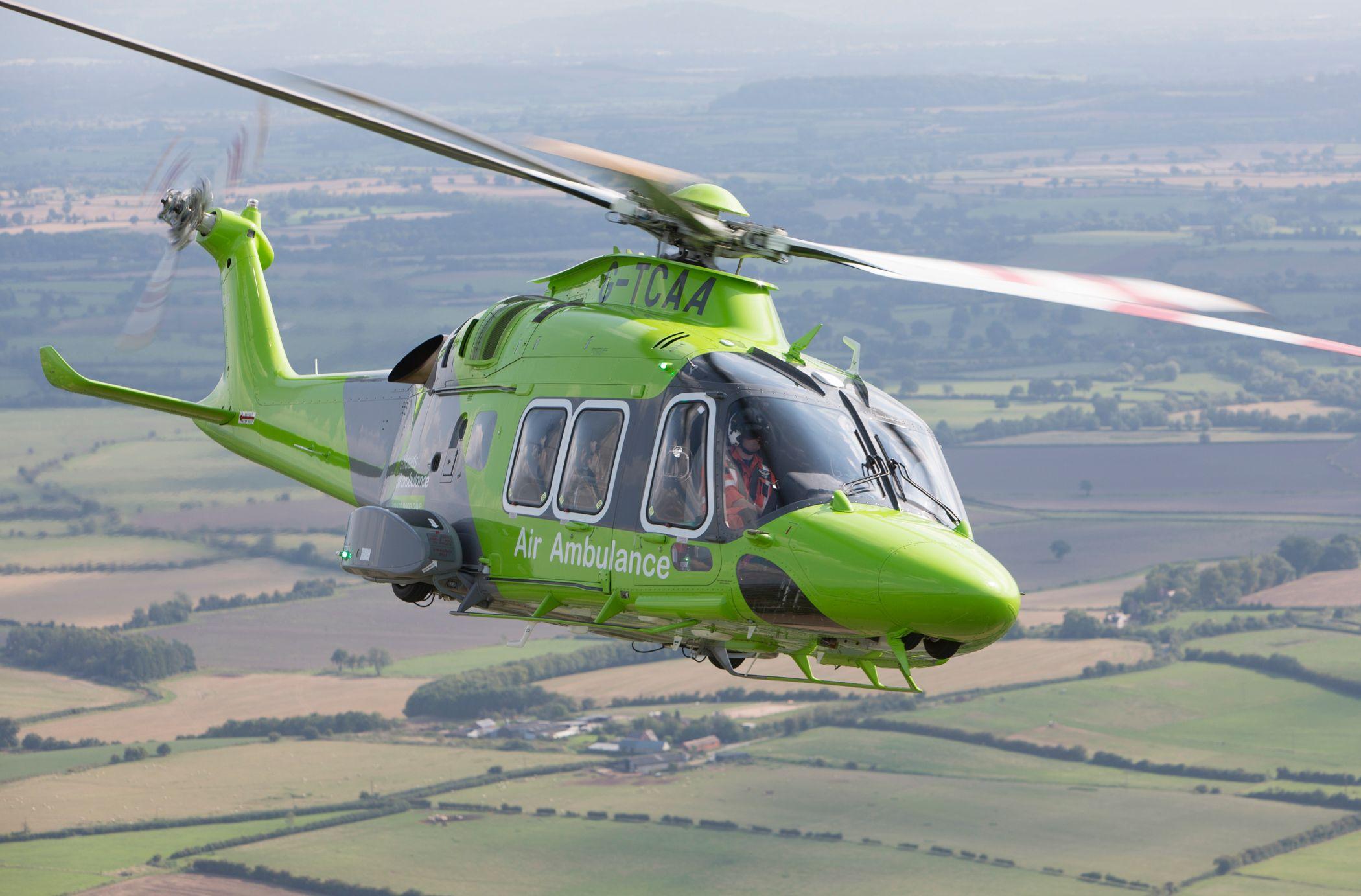 The Air Ambulance Service Trading LTD