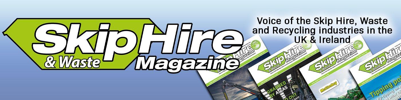 Skip Hire & Waste Magazine