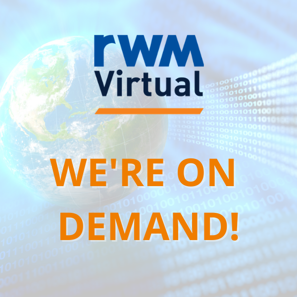 RWM Virtual, the Bridge Connecting the Waste, Recycling and Resource Community