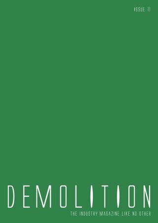 Demolition Magazine