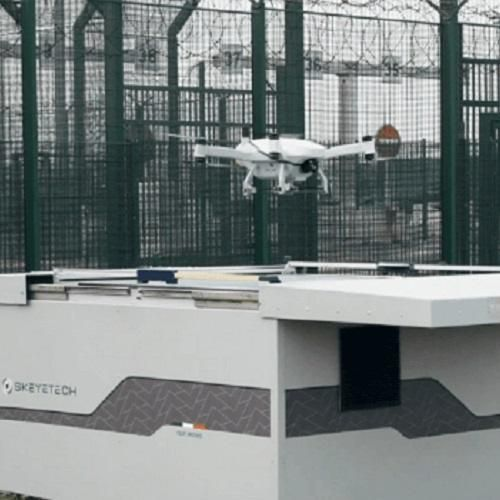 Azur Drones - SKEYETECH