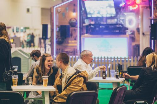 Friday Night Lates at New Scientist Live 2019