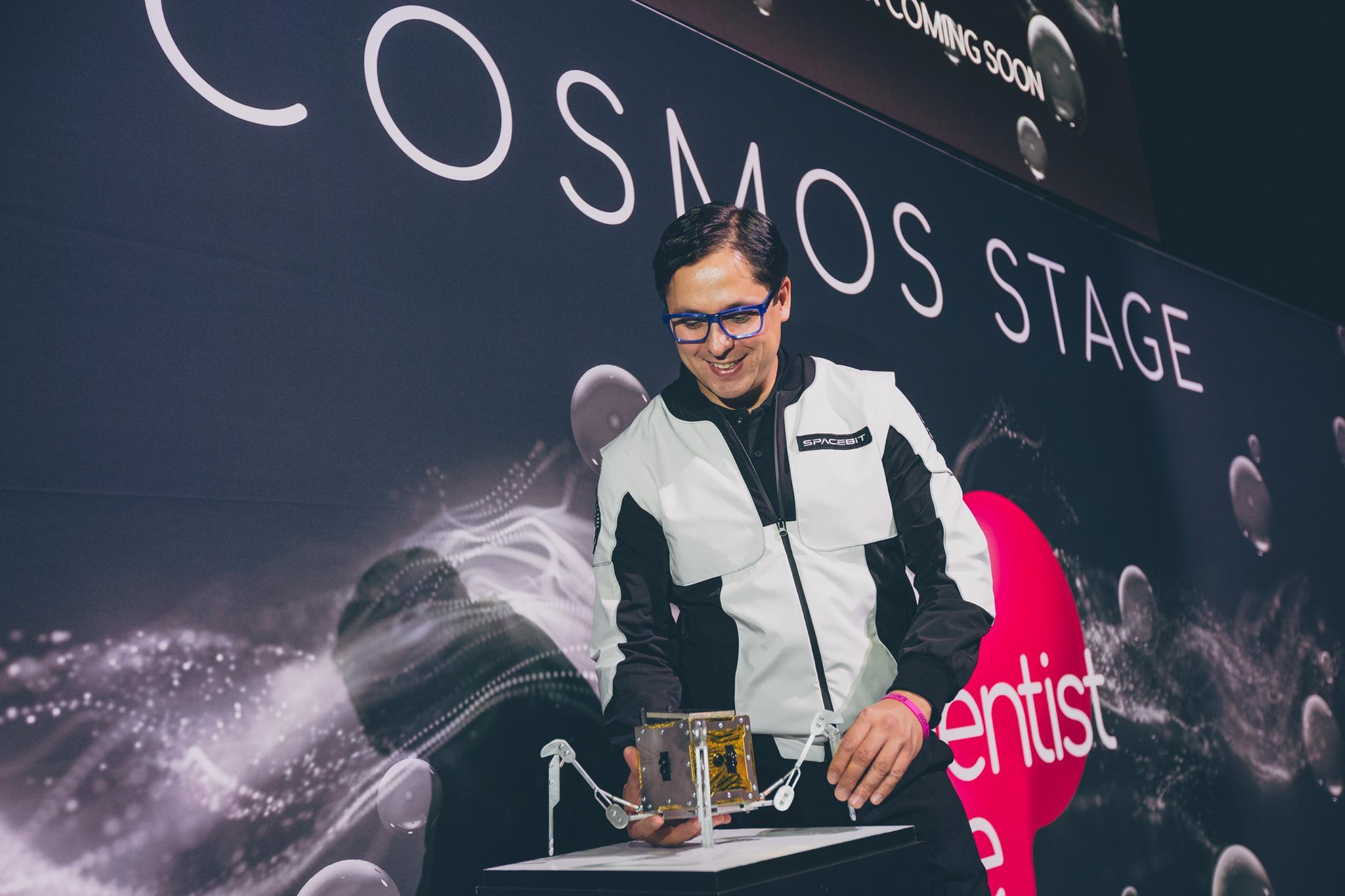 Pavlo Tanasyuk from Spacebit
