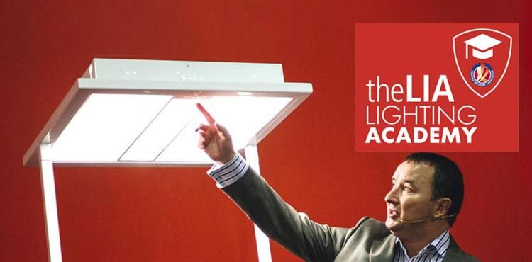 The LIA Lighting Academy