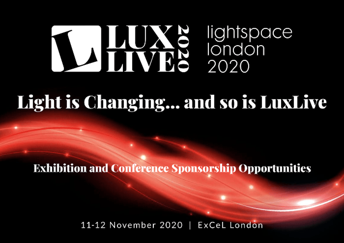 LuxLive 2020 Sales Brochure