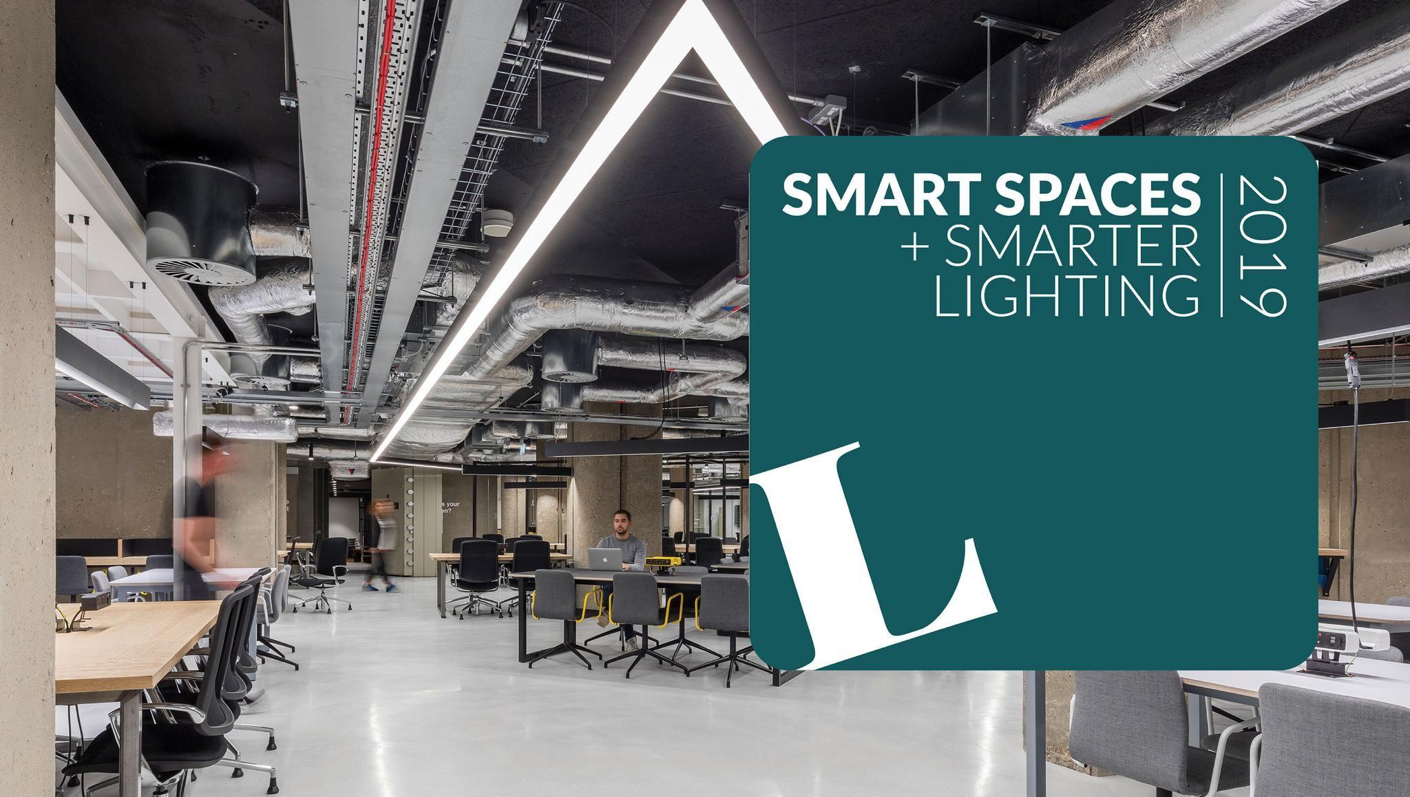 Smart Spaces + Smarter Lighting