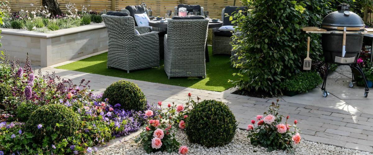 BEST CONSTRUCTION Designed by Owen Morgan, Mosaic Landscape Design