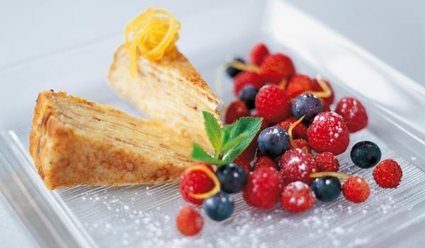 Michel Roux Jr pancake recipe