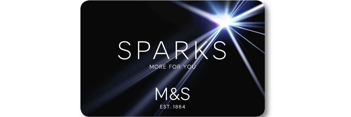 Sparks Card, access the Sparks Lounge and money off the M&S Plant Ranges