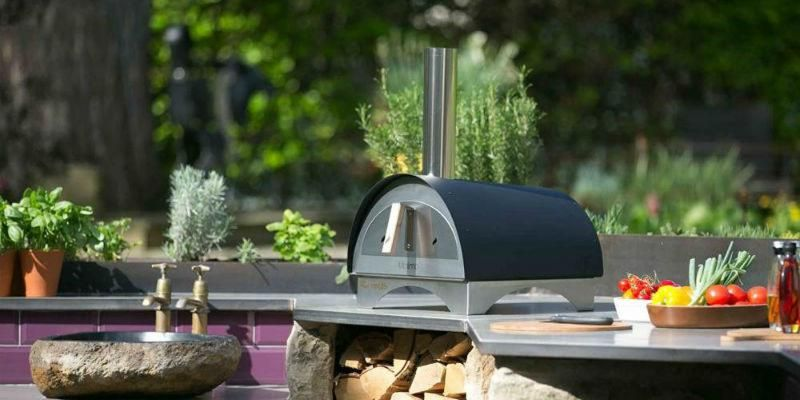 Igneus Minimo portable wood fired pizza oven