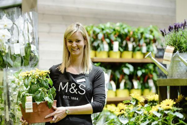 M&S at BBC Gardeners' World Live 2018