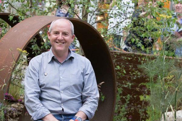 Martyn Wilson garden designer