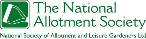 National Allotment Society Logo