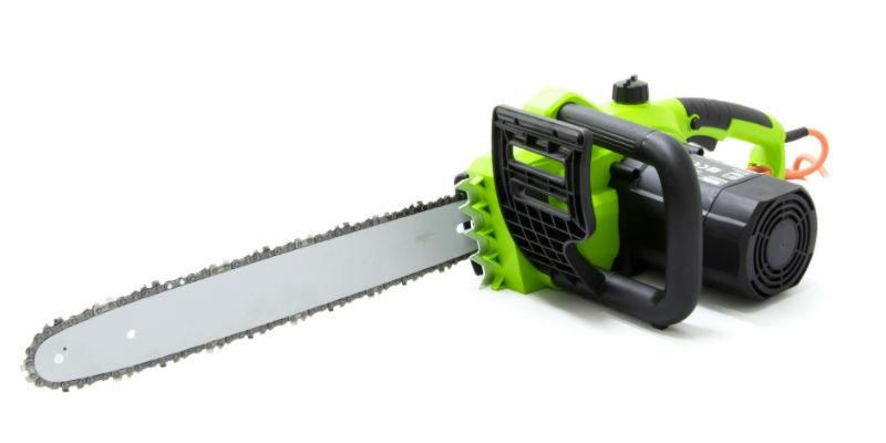 The Handy Electric Chainsaw