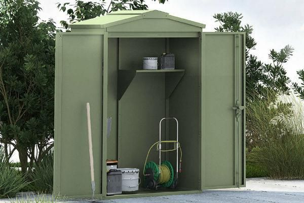 outbox storage - exhibitors at BBC Gardeners' World Live 2019