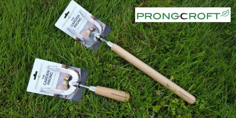 Prongcroft christmas gift idea, stocking filler, the garden prong