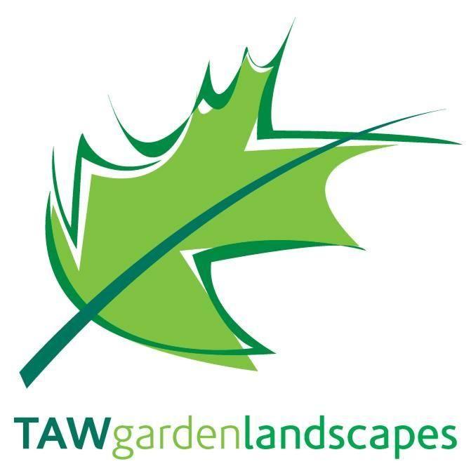 TAW Garden landscapes logo
