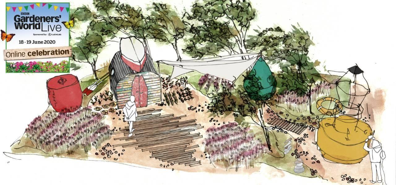 The navigator garden design
