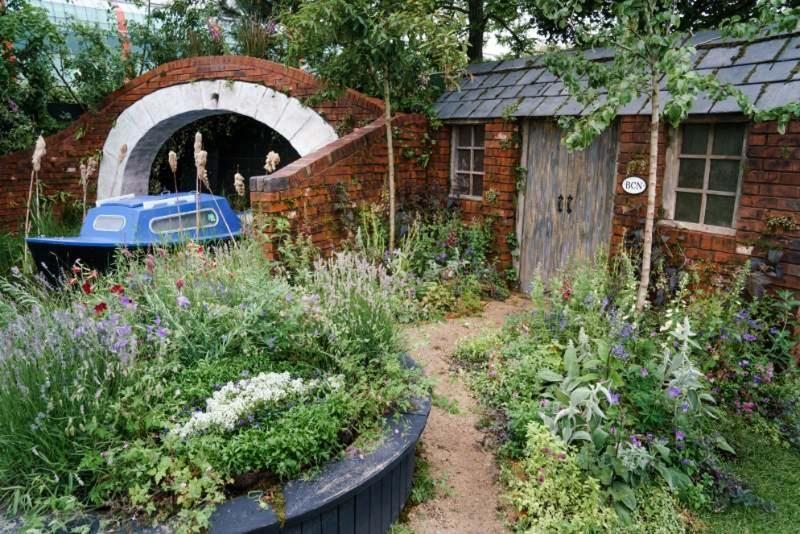 'Canal & River Trust Garden', Chris Myers