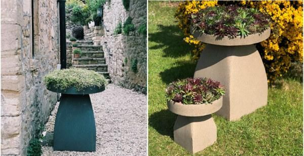 stone illusions - gift idea for gardeners