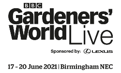 BBC Gardeners' World Live logo 2021