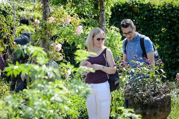 Garden inspiration at BBC Gardeners' World Live, with the Wyevale Garden Centres Solutions Garden