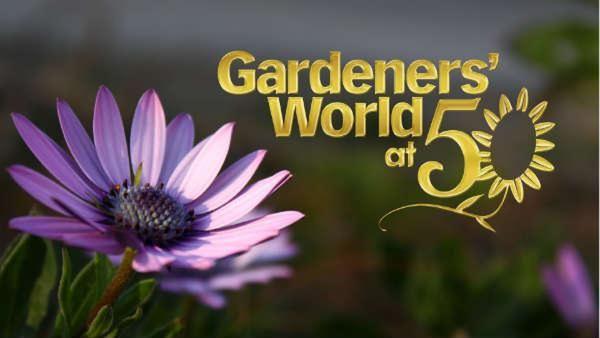 Gardeners' World at 50 icon
