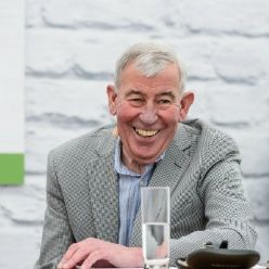 Jim Buttress at BBC Gardeners' World Live 2016