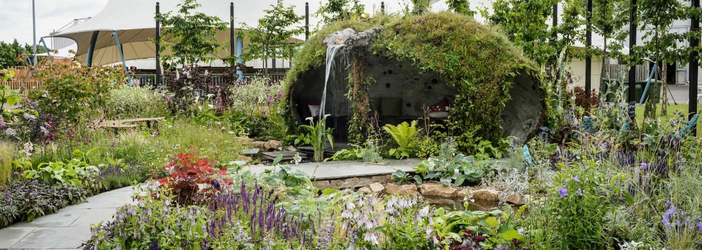 Silver Merit Award: The MS Society 'A Journey to Hope' Garden