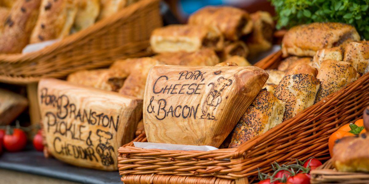 BBC Good Food Market at BBC Gardeners' World Live