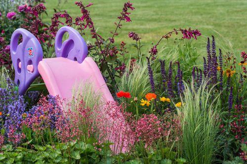 Nursery Border designed by Ben Stubbs