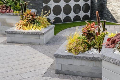 Marshalls Front Garden
