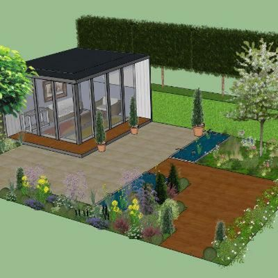 Garden Day solutions with Home Solutions from John Lewis