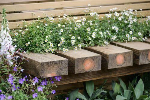 Great ideas, small gardens