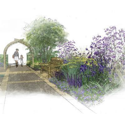 Wyevale Garden Centres Solutions Garden – the garden journey