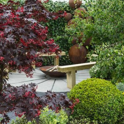 Secret Spaces - 2019 gardening trend