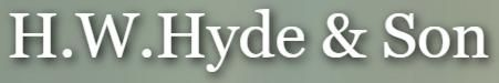 H.W Hyde and Sons