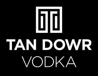 Tan Dowr Cornish Sea Salt Vodka