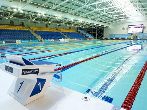 It's a 'Race to the Finish' as ARDEX Complete Commonwealth Games Pool in 8 Weeks