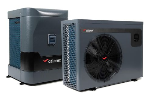 Calorex launches new range of inverter heat pumps
