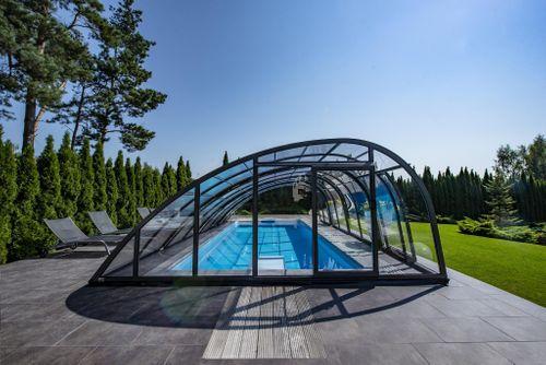 Panorama Pool Enclosure