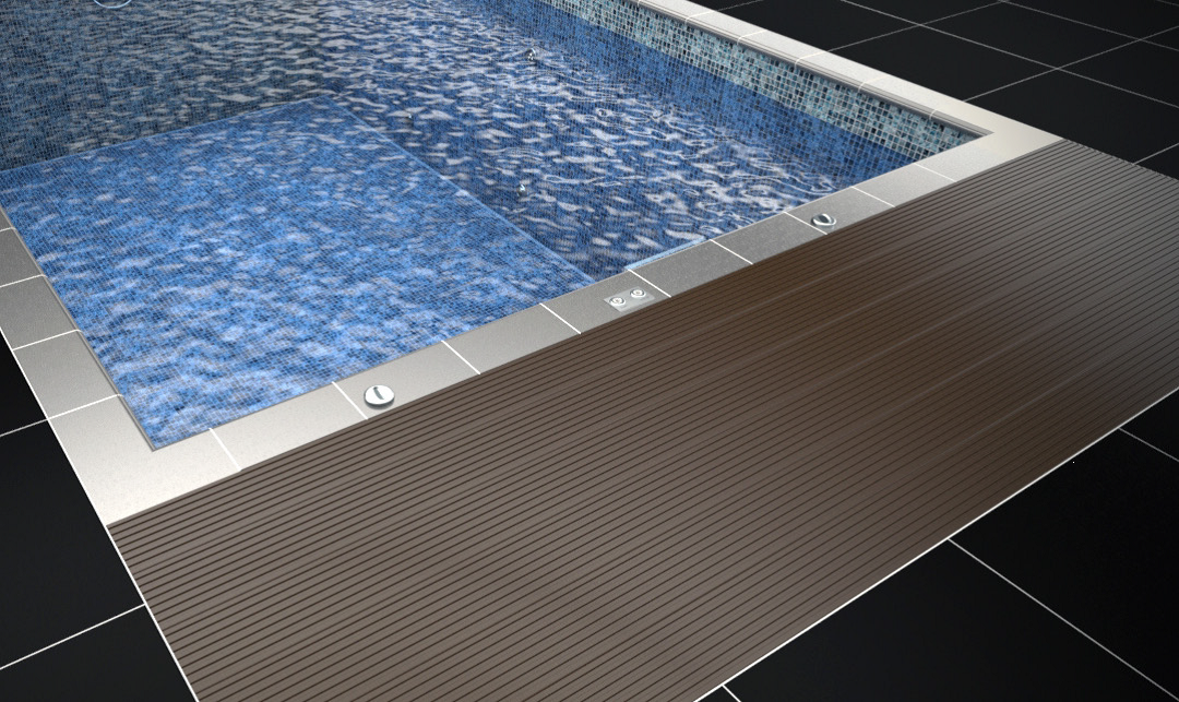 THE ONE POOL from The Mosaic Spa Company