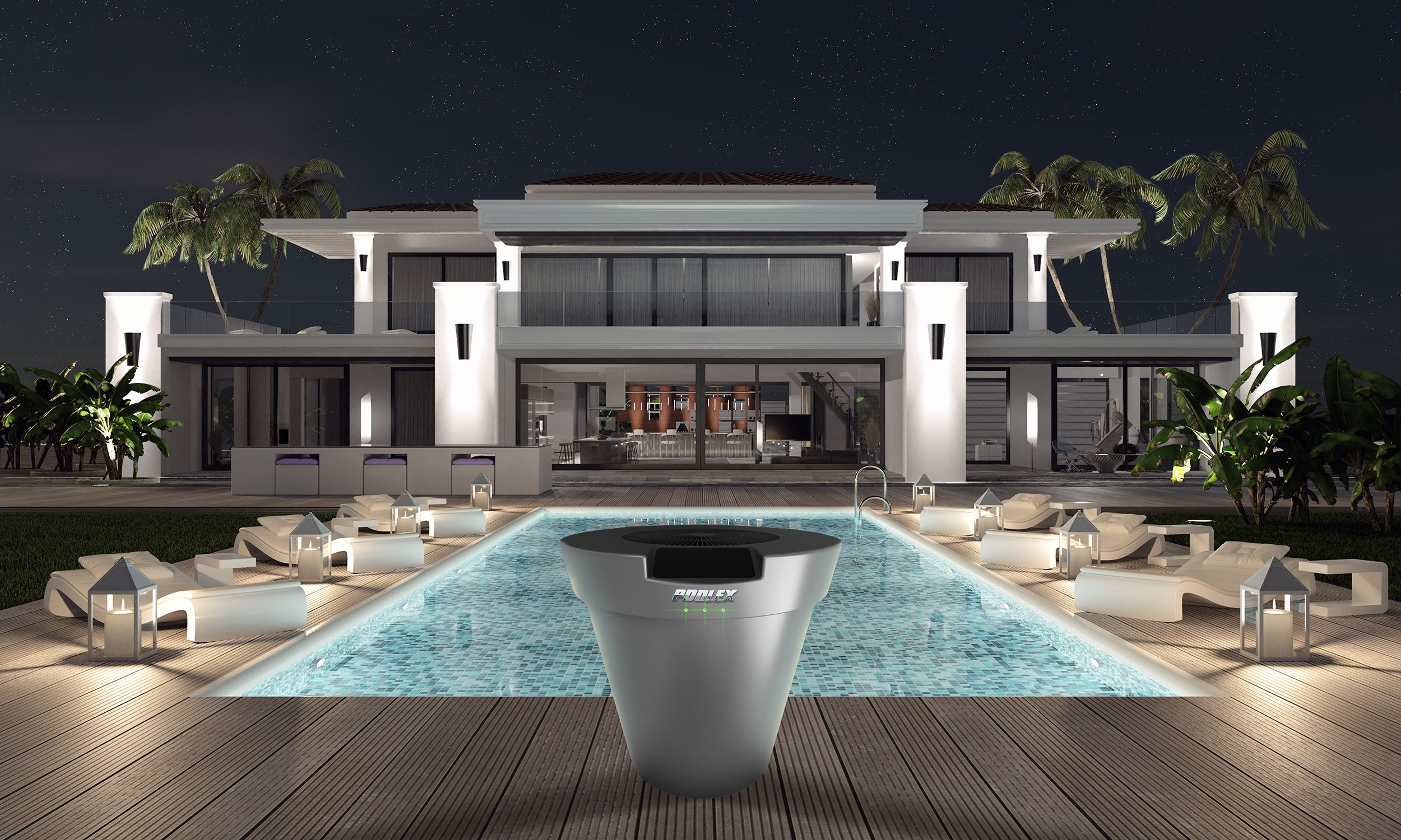 POOLSTAR - The essential for contemporary pools