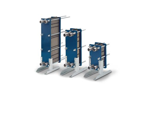 Thermic Leisure heat exchangers are manufactured from 95% recycled materials