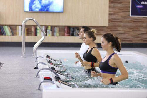 iTread Spa for Fitness & Rehabilitation - Exclusive to Sunbeach Spas