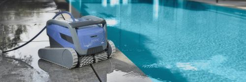 The Dolphin family expands again with the smart M600 pool cleaner