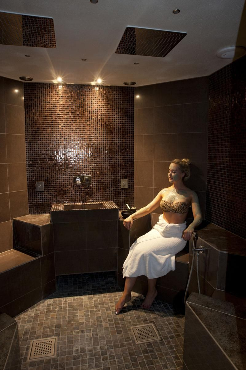 Luxury Spa Treatment with HygroMatik for Hotel's Rhassoul