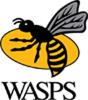 Wasps' first match at the Ricoh Arena