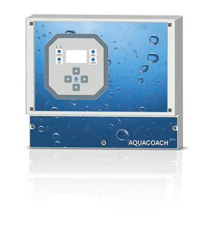 AQUACOACH Pool Control
